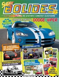 Super Bolides édition Hachette