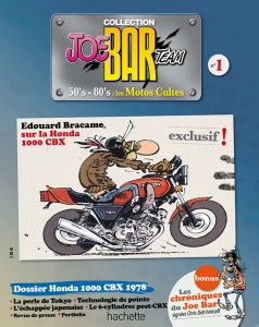 Livret Joe Bar Team édition Hachette