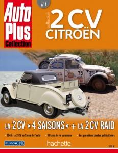 Livret 2 CV Citroën, édition Hachette