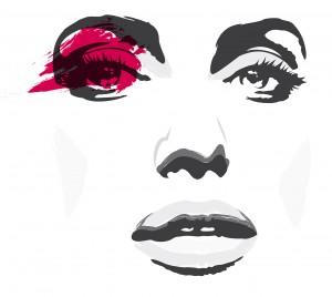 Angelina close up