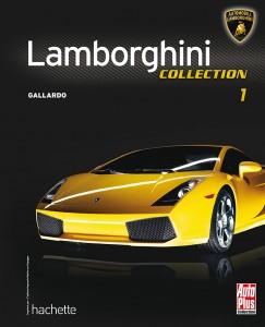 Collection encyclopédique éditée par Hachette sur le thème de la Lamborghini : 69 numéros de 2014 à 2017